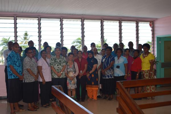 Workshop in Suva & Lautoka
